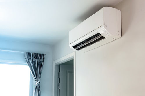 what is a ductless mini split north jersey